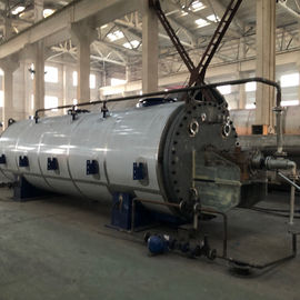 China Pig Waste Chicken Rendering Plant Stainless Steel Or Carbon Steel Construction supplier