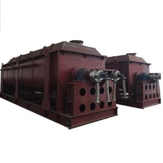 China Hollow Rotary Paddle Dryer 55 - 110KW Environmental Frienddly Production supplier
