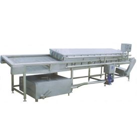 China Full Ss Tube Screw Conveyor / Baking Drying Cooling Products Wire Mesh Conveyor Belt factory