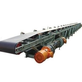 China High Service Horizontal Belt Conveyor Adjustable Speed Fire Resistant factory