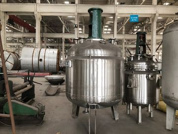 Long Life Automatic Reaction Kettle / High Pressure Extraction Reactor