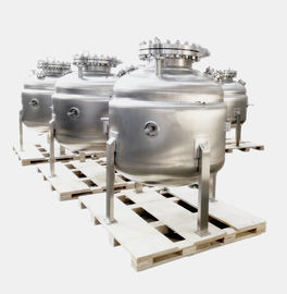 China High - Pressure Reaction Kettle Stainless Steel Ethanol Reactor With ASME Certificate factory